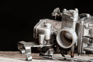 Clean Your Carburetor
