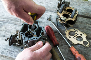 How to Use Carburetor Cleaner