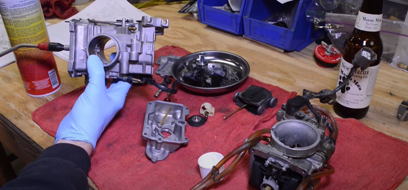 Steps to Clean Your Carburetor