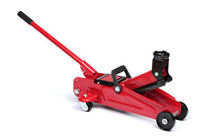 What is a floor jack?