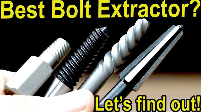 Reviews Of 11 Best Screw Extractor Sets In 2020