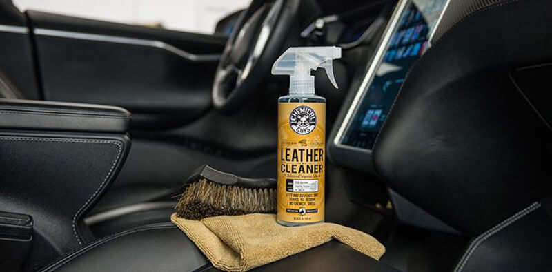 Reviews Top 11 Best Leather Cleaner For Cars