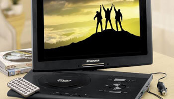 Best Portable DVD Player For Car Review: Top 1 ieGeek