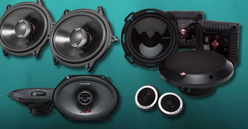 Top 13 Best 6.5 Component Speakers - Buying Guide