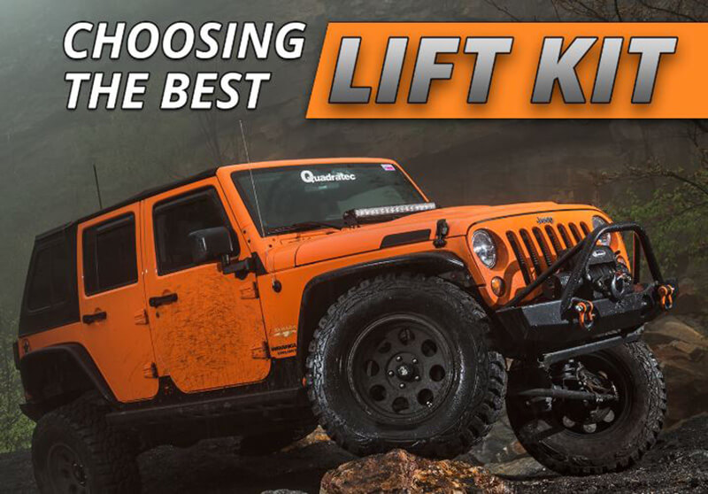 Top 13 Best Lift Kits HOT Brands - Buying Guide