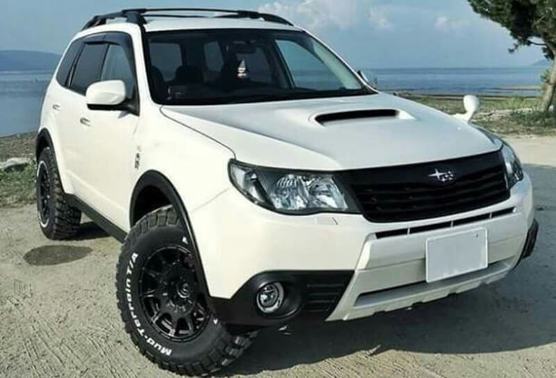 Top 15 List of The Best Tires for Subaru Forester is Recommended