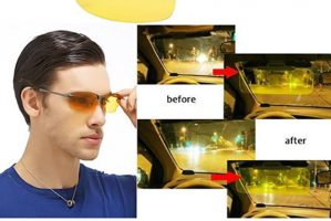 Top 12 Best Night Vision Glasses For Driving Reviews In 2020