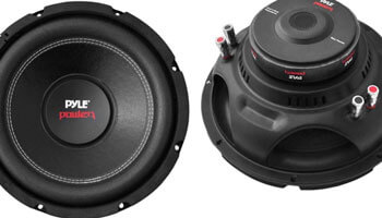 Best 10 Inch Subwoofer Brands 2020: Top 1 Pyle PLPW10D