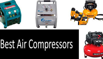 Best Air Compressor Review 2020: Top 1 BOSTITCH