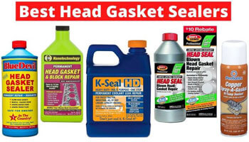 Best Head Gasket Sealer Review: Top 1 Bar's Leak