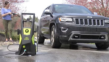 Best Pressure Washer For Cars 2020: Top 1 Sun Joe