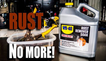 Best Rust Remover For Metal Review: Top 1 Evapo-Rust