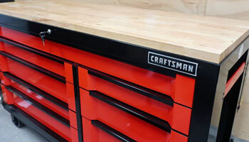 Best Tool Chest Brand 2020: Top 1 Craftsman