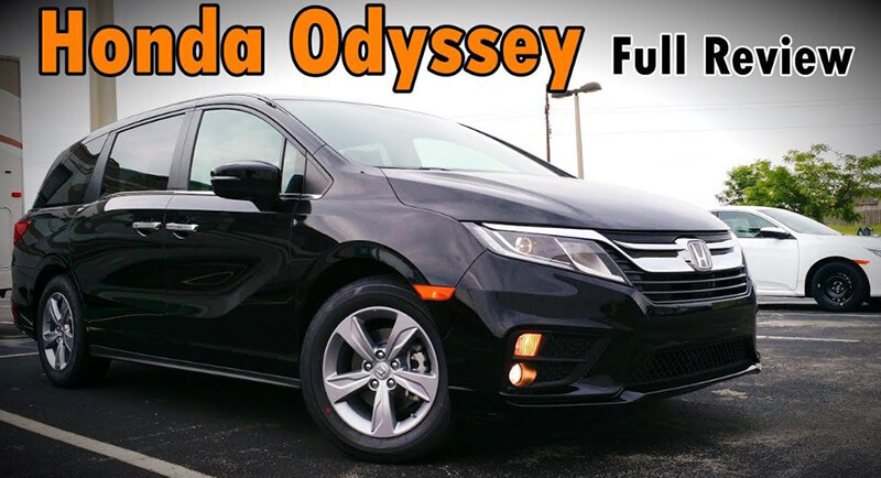 Reviews Of14 Best Tires For Honda Odyssey