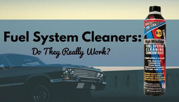 Reviews Top 12 Best Fuel System Cleaner For You!