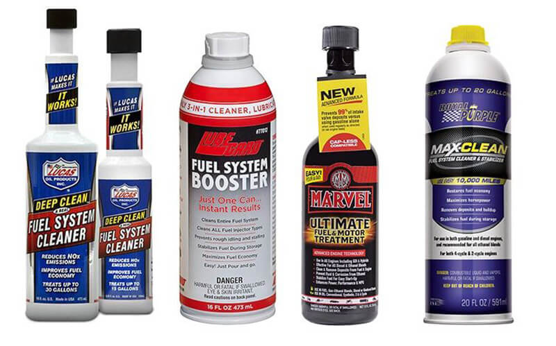 Top 12 Best Fuel System Cleaner Brands Of 2020