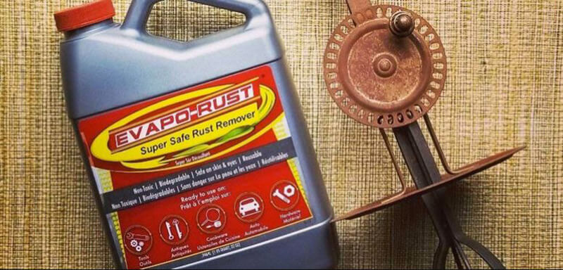 Top 16 Best Rust Remover For Metal At 2020 - Buying Guide